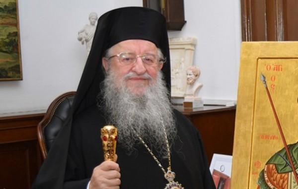 Митрополит Солунский Анфим: «Без Церкви нет Греции»