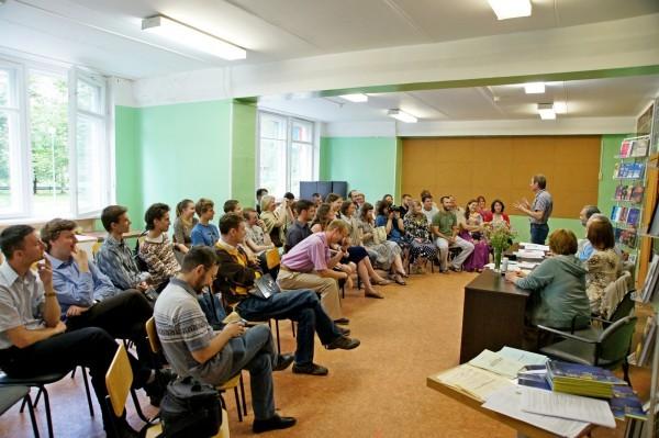 Летний богословский институт в Подмосковье, 2014 г.