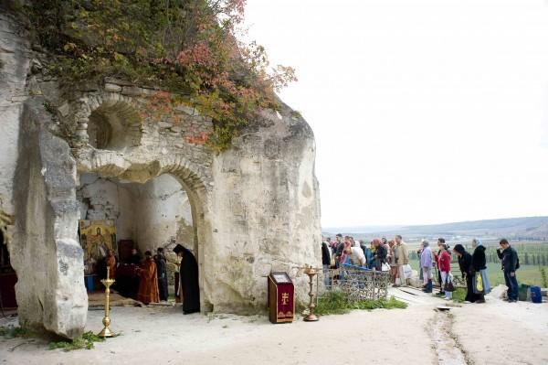 Параскева Пятница. Монастырь