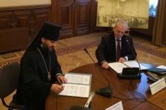 Михаил Пиотровский: У музея и Церкви нет никаких разногласий, кроме имущественных
