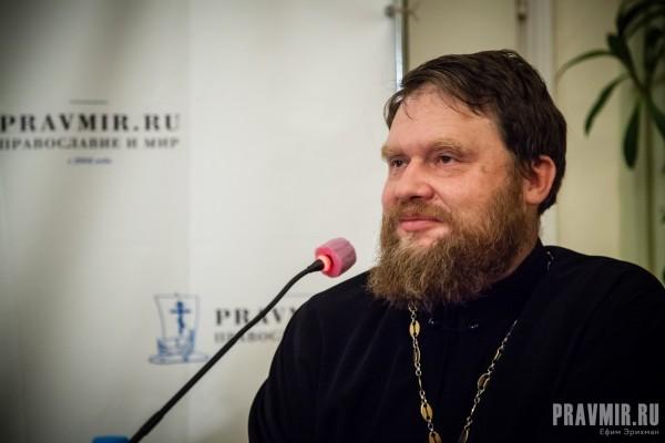 Священник Димитрий Лин