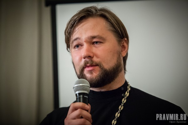 Священник Димитрий Березин