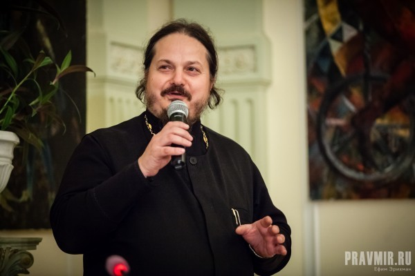 Протоиерей Александр Стрижак