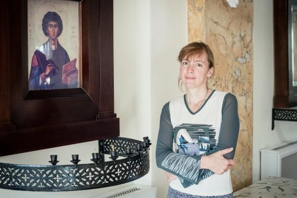 Светлана Чанышева. Фото: Сергей Петров