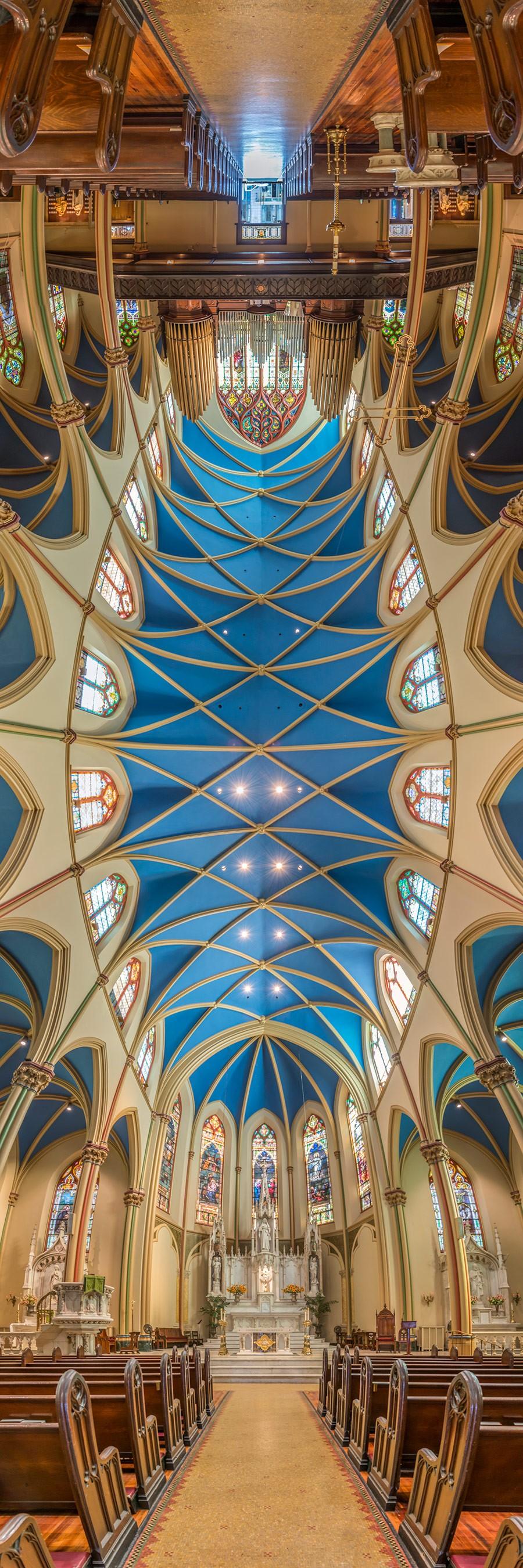 Церковь святой Моники