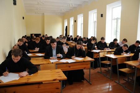 Санкт-Петербургская духовная академия стала первой в рейтинге церковных учебных заведений