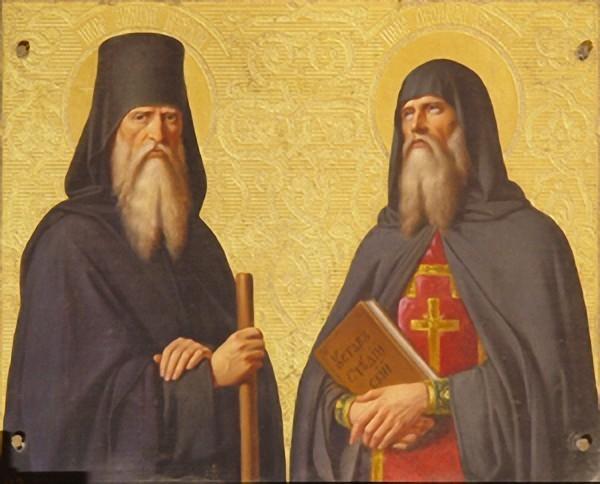 Церковь чтит память преподобных Антония и Феодосия Печерских