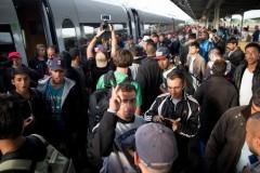 Германия приостановила железнодорожное сообщение с Австрией из-за притока беженцев