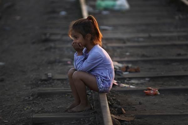 Венгрия закрыла границу для мигрантов