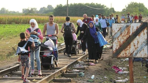 Ватикан принял на жительство две семьи беженцев