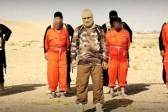 Боевики ИГИЛ за месяц казнили более 90 человек
