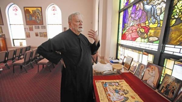 Священник Патрик Риддон: «Я больше не буду подписывать брачные лицензии»