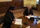 Петербургская духовная академия и Эрмитаж заключили соглашение о сотрудничестве