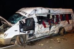 Ижевская епархия: Автобус с паломниками, попавший в ДТП, принадлежит частной фирме