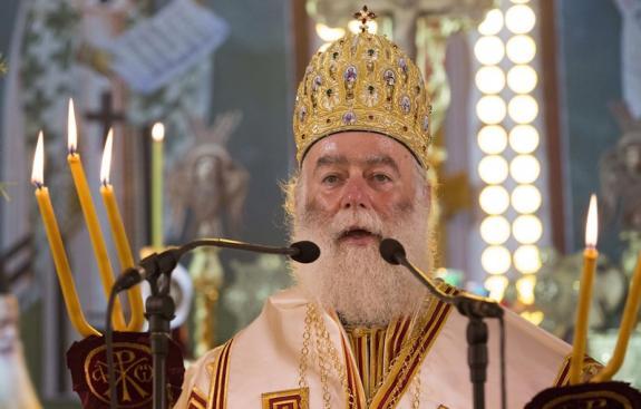 Александрийский Патриарх призвал украинцев оставаться в канонической церкви