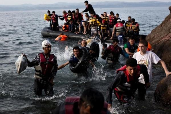 Более 30 мигрантов погибли при крушении лодки в Эгейском море