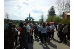 На Тернопольщине вооруженные люди попытались захватить храм
