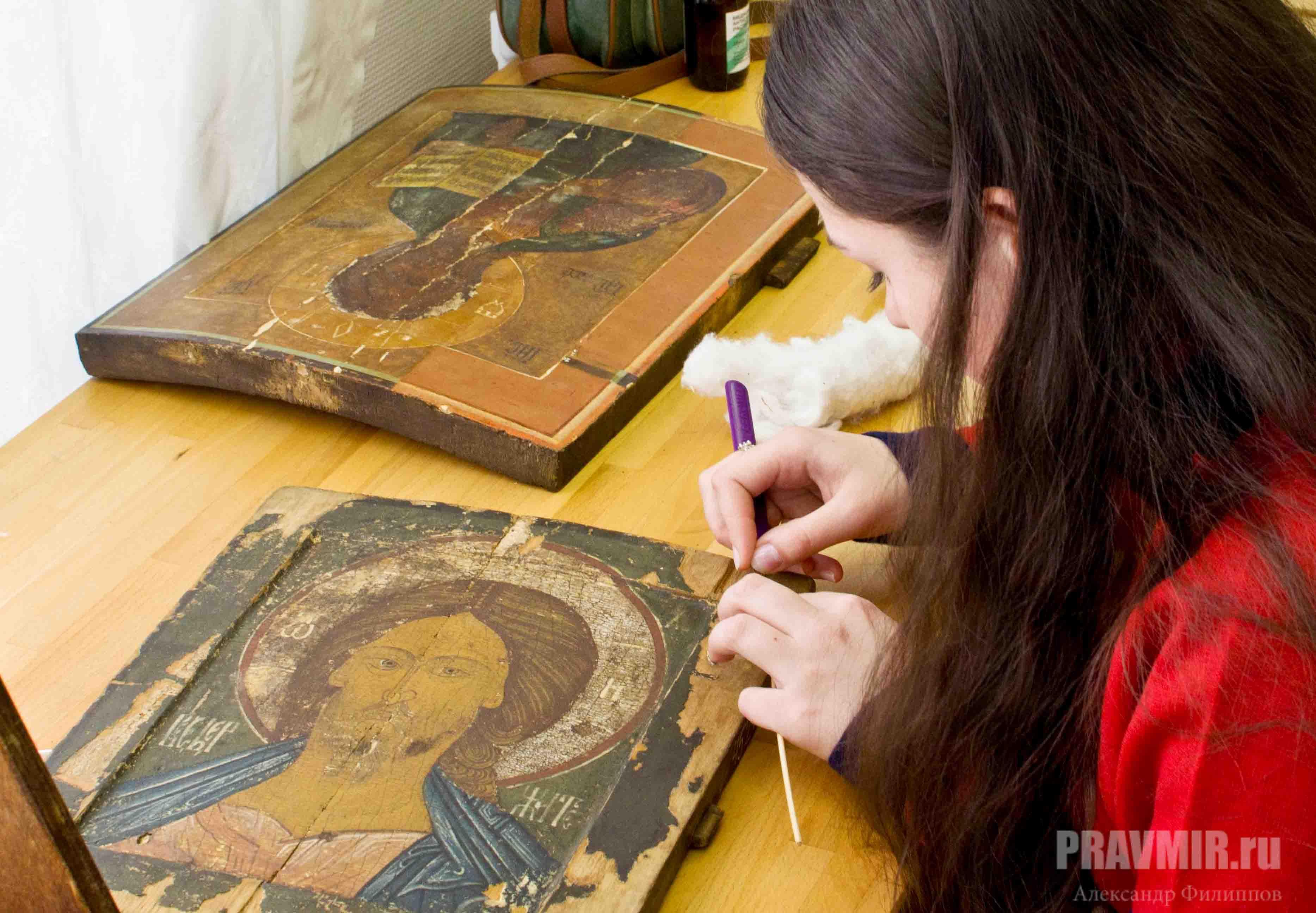 Все о натуральных пигментах в иконописи