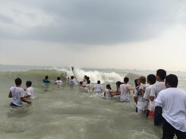 крещение 3