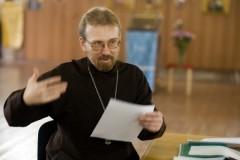 Священник Сергий Круглов. Тишина.