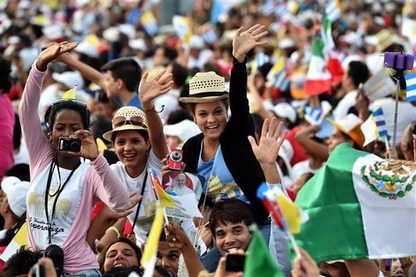 Около 200 тысяч человек присутствовало на папской мессе в Гаване