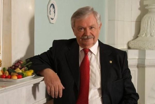 Патриарх Кирилл наградил орденом писателя Альберта Лиханова и поздравил его с 80-летием