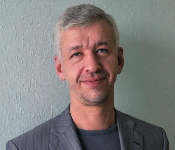 Дмитрий Михайлин, издатель журнала «Русский Репортер»