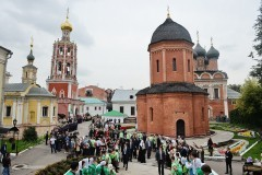 Патриарх Кирилл просит власти Москвы восстановить древний монастырь столицы