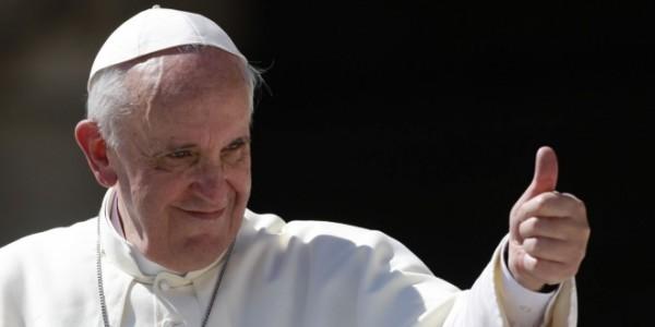 Папа Франциск впервые прибывает  с визитом в США
