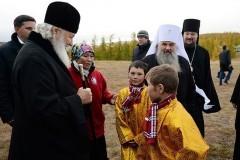 Патриарх Кирилл встретился с представителями коренных народов Крайнего Севера