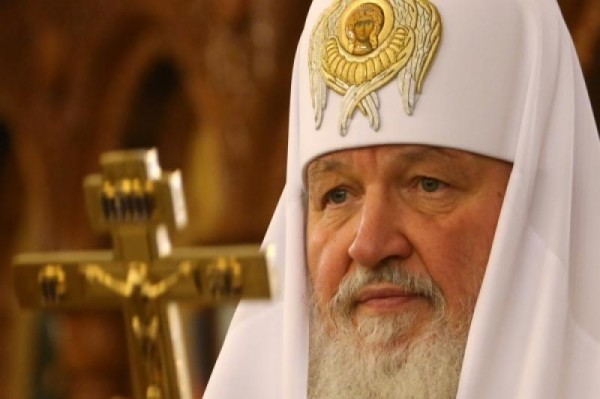 Патриарх Кирилл: Призываю духовенство и верующих разделить молитву о погибших