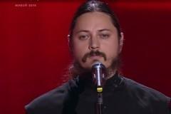 Иеромонах Фотий прошел в следующий тур музыкального шоу «Голос» (+видео)