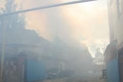 Неизвестные подожгли здание, принадлежавшее Йошкар-Олинской епархии
