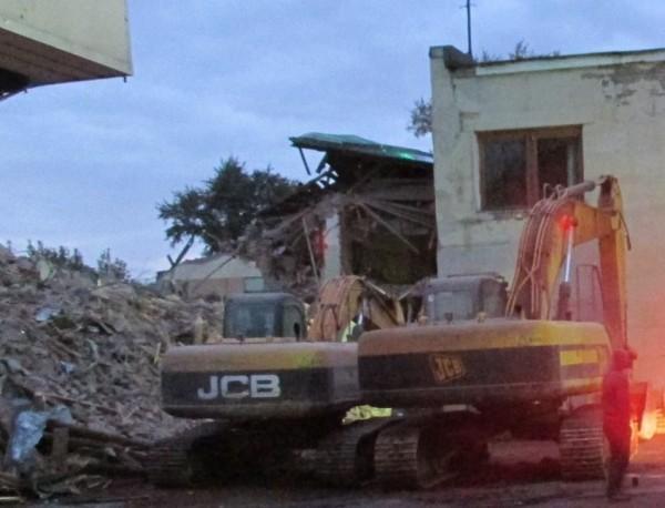 Мосгорнаследие намерено наказать собственника, уничтожившего старинное здание в центре столицы