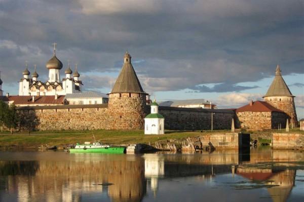 Строительство музейного комплекса на Соловках приостановлено
