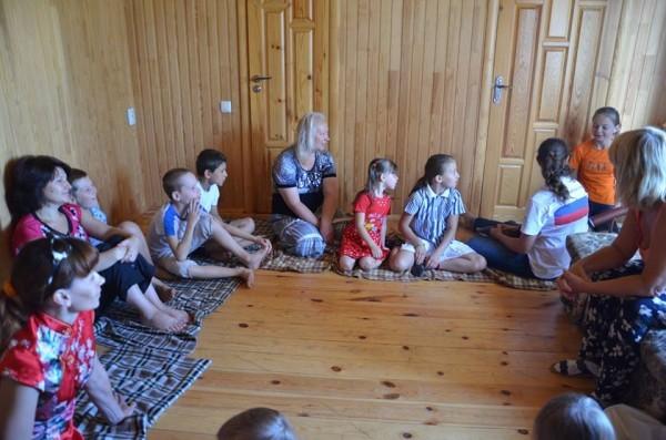 социально-реабилитационный лагерь для детей (г.Оренбург). Фото предоставлено БФ Сохраняя Жизнь (10)