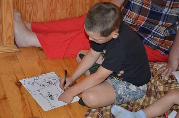социально-реабилитационный лагерь для детей (г.Оренбург). Фото предоставлено БФ Сохраняя Жизнь (6)