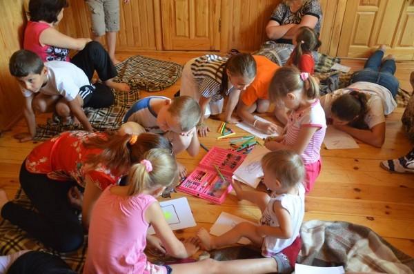 социально-реабилитационный лагерь для детей (г.Оренбург). Фото предоставлено БФ Сохраняя Жизнь (7)