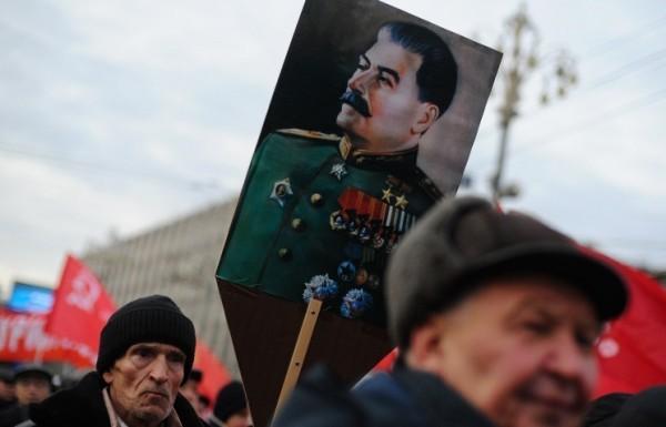 Законопроект о запрете оправдания сталинских репрессий внесен в Госдуму
