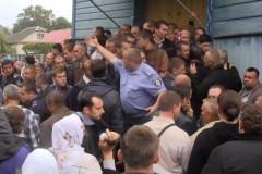 Раскольники захватили храм Московского Патриархата на Украине