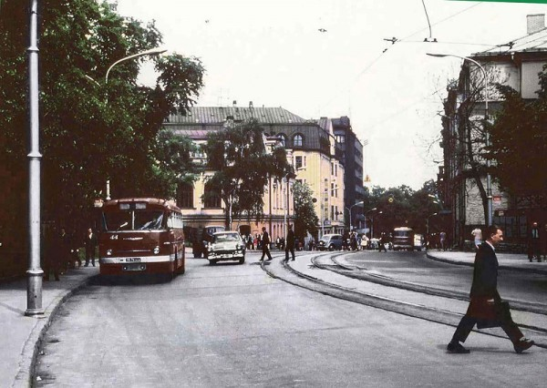 Таллинн. 1968 год. Фото: visualhistory.livejournal.com