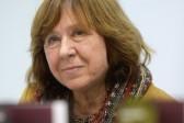 Благодаря Нобелевке, голос Светланы Алексиевич будет звучать громче