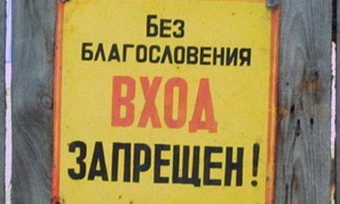 Нелегальные кошки, грамотные коровы и другие приходские запреты (30 фото)