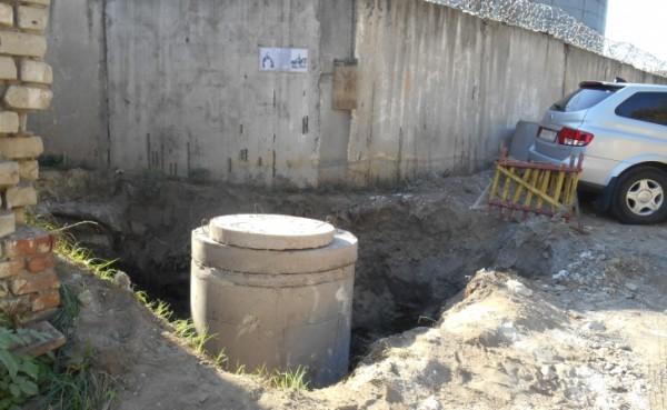 Колодезь святого Феодосия Печерского обнаружен в центре Курска