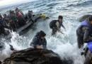 Пять детей беженцев утонули при попытке достичь Греции