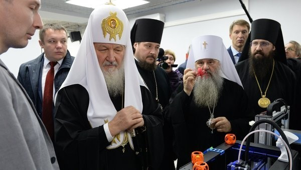 Патриарх Кирилл наградит ученых за труды по истории России и Церкви
