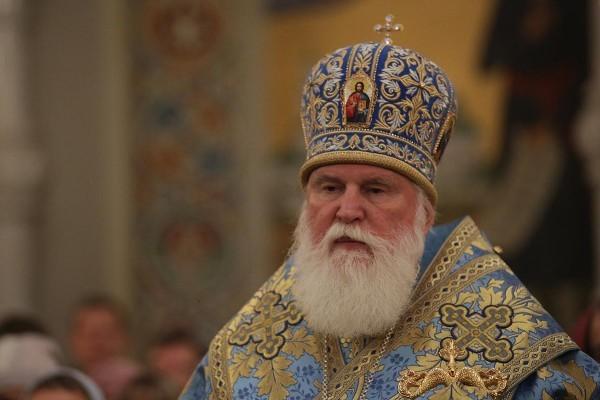 Священный Синод удовлетворил прошение митрополита Оренбургского и Саракташского Валентина о почислении на покой