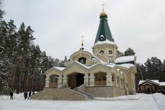 Под Екатеринбургом освятят восстановленный после пожара храм на Ганиной Яме