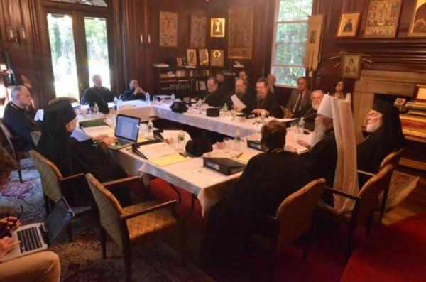 Синод Православной Церкви Америки лишил сана архиепископа Оттавы и Канады Серафима