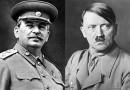 Что общего у Сталина и Гитлера?